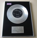 MANFRED MANN - PRETTY FLAMINGO PLATINUM single presentation Disc
